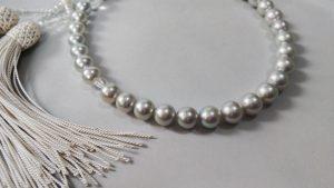 葬儀の真珠